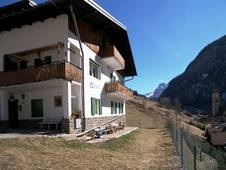 Vakantie accommodatie Campitello di Fassa Dolomieten,Trentino-Zuid-Tirol,Noord-Italië 4 personen