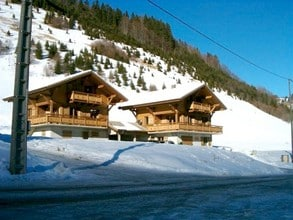 Chalet La Chamilly - Exterior - Winter