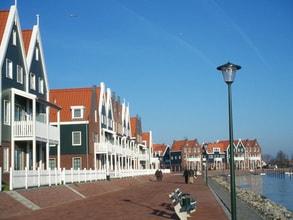 Marinapark Volendam  North Holland Netherlands