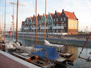 Marinapark Volendam  North Holland Netherlands