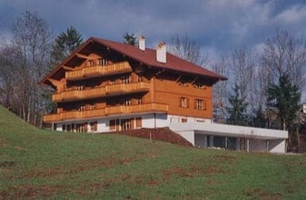 Chalet Fribourg-Vaud