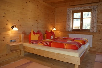 Marco 1 - Chalet - St Gallenkirch - Bedroom