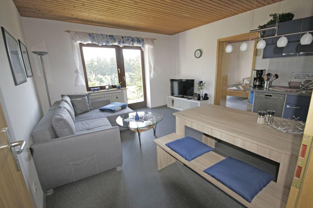 Gezellig appartement met terras en toegang tot de tuin in een rustige, bosrijke omgeving - Boerderijvakanties.nl