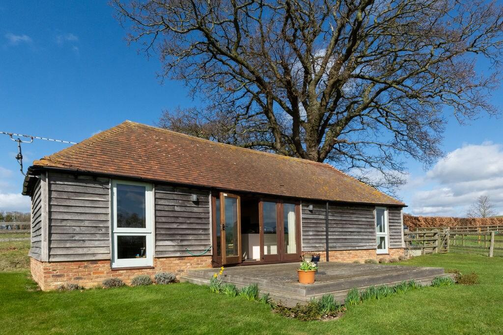 Cottage op het platteland van Bilsington met mooie inrichting - Boerderijvakanties.nl