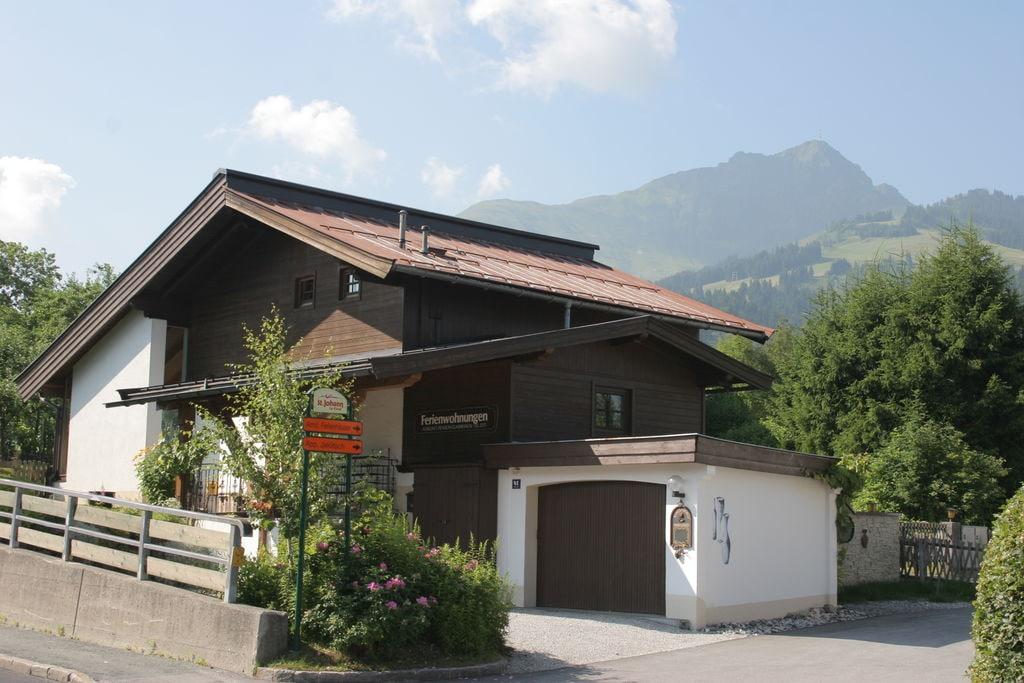 Heerlijke vakantiewoning in Tirol met parking - Boerderijvakanties.nl