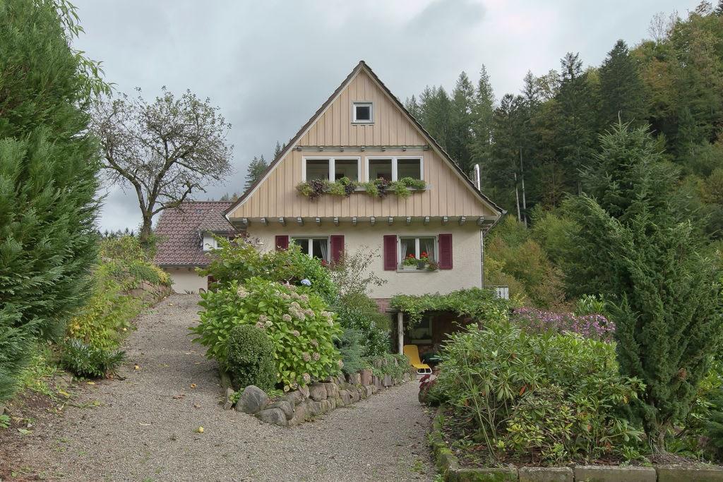 Appartement in een landhuis in het Zwarte Woud op een rustige en zonnige locatie - Boerderijvakanties.nl