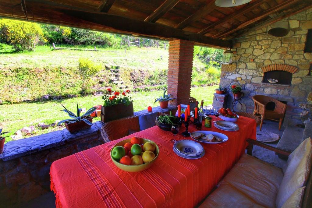 Gezellige boerderij in Ortignano, Italië met privézwembad - Boerderijvakanties.nl