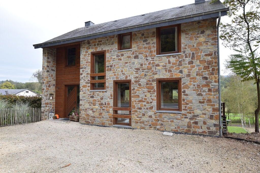 Vakantiewoning België, Luxemburg, La Roche en Ardenne Chalet BE-0705-01
