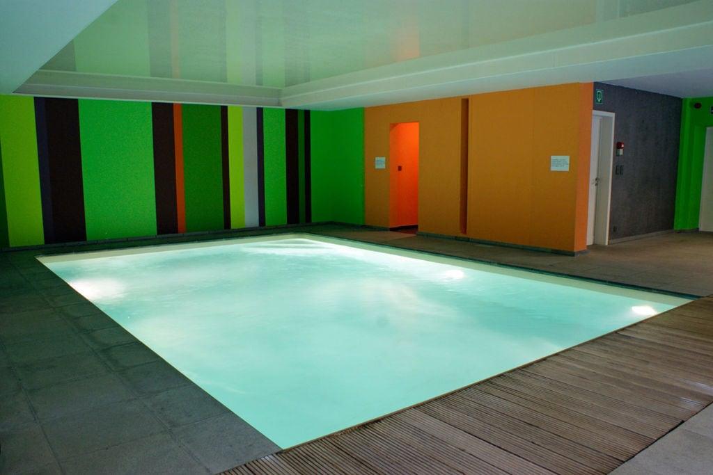 Malmedy- Villa met zwembad  met wifi te huur