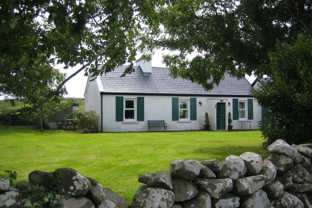 Vakantiewoningen  Ierland te huur Kilshanny.-Co-Clare- IE-00102-01   met wifi te huur