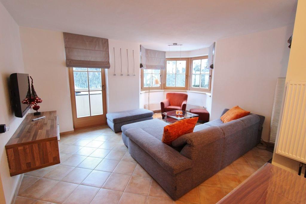Luxe appartement in Saalbach-Hinterglemm met een sauna - Boerderijvakanties.nl
