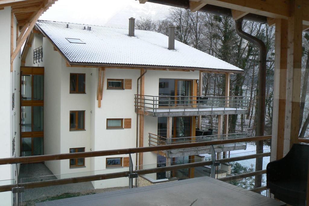 Vakantiewoning Zwitserland, Graubunden, Unterterzen Appartement CH-8882-02