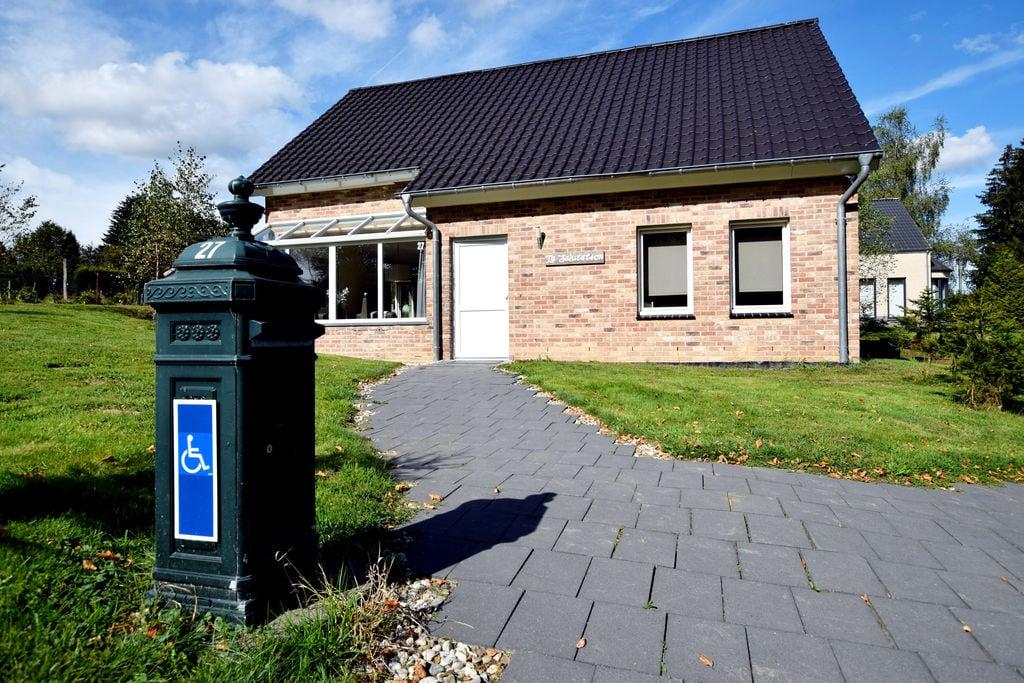 Uniek: rolstoelvriendelijke woning met sauna op de grens met Duitsland - Boerderijvakanties.nl