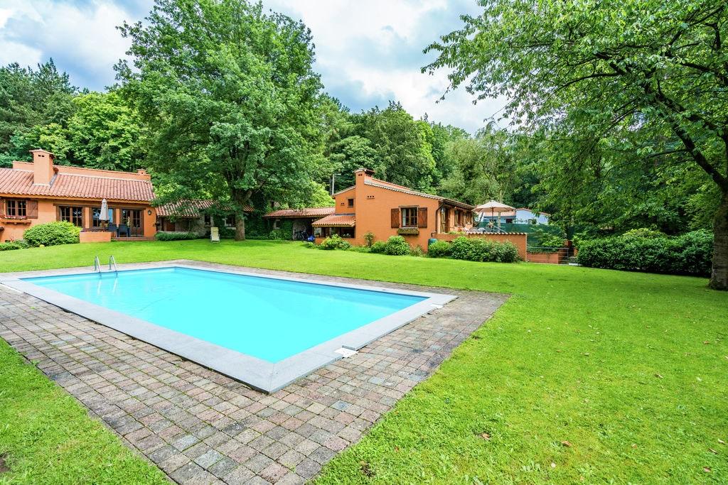 gezellige en knusse vakantiewoning met gemeenschappelijk zwembad - Boerderijvakanties.nl