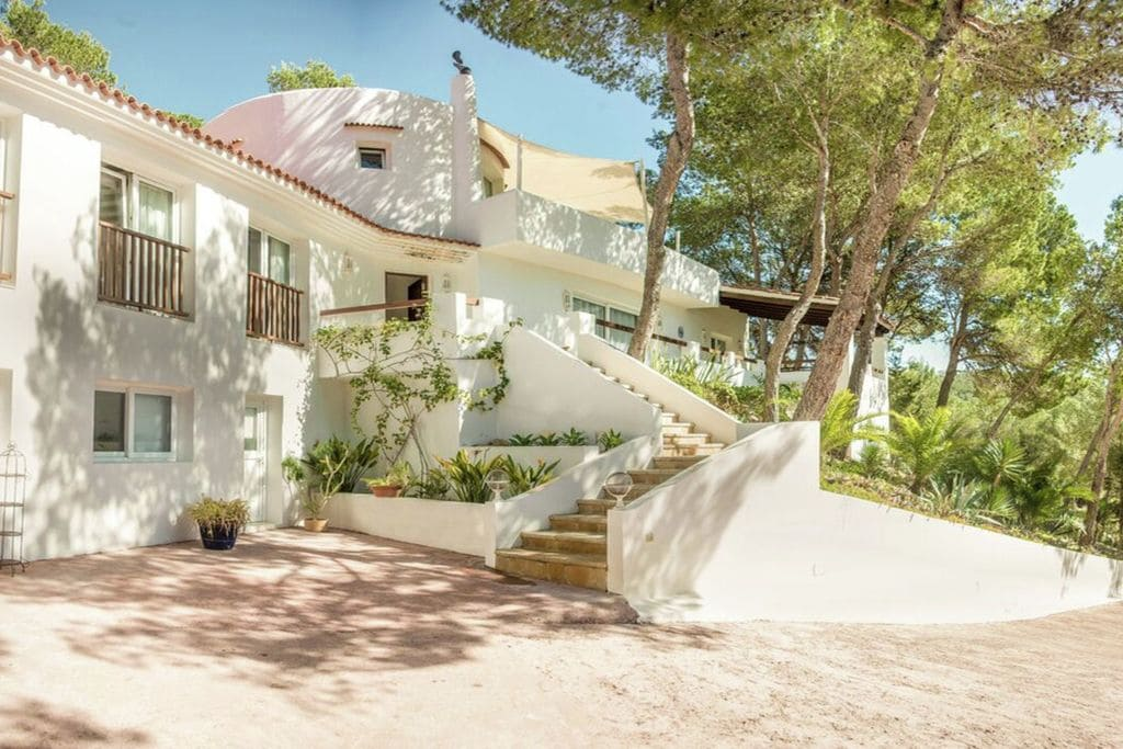 San-Carlos- Villa met zwembad  met wifi te huur