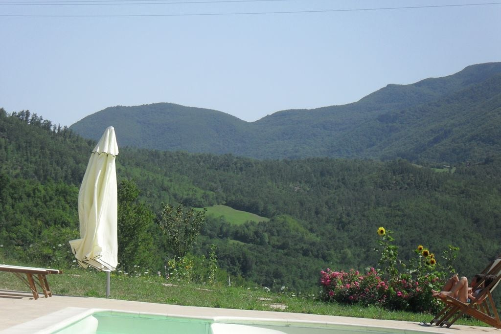 Vakantiewoning Italië, Emilia-romagna, Lizzano in Belvedere vakantiewoning IT-40042-03