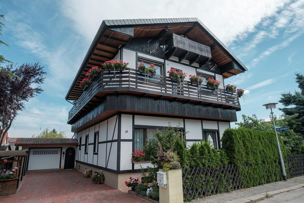 Mooi appartement met romantische tuin en gezellig terras - Boerderijvakanties.nl
