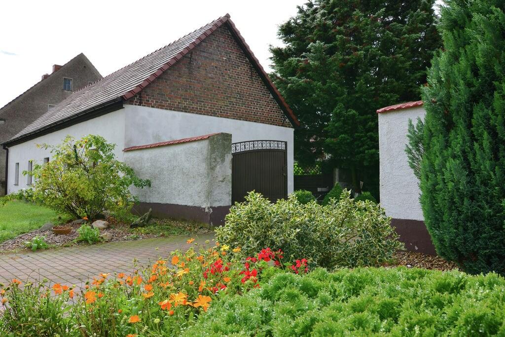 Fijn vakantiehuis op boerderij in Brandenburger Heideland - Boerderijvakanties.nl