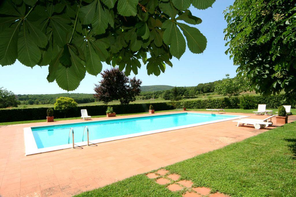 Vakantiewoning Italië, Toscana, Sovicille, Toiano Kasteel IT-53018-13
