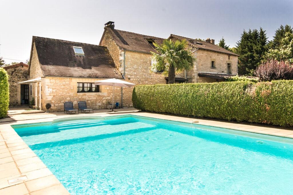 Leuk plattelandshuis in Aquitaine met privézwembad - Boerderijvakanties.nl