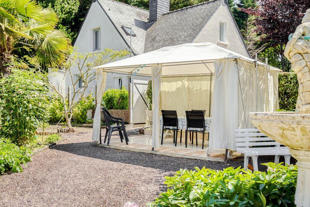 Mooi huis in Penestin, Bretagne, op 2 minuten wandelen van de zee - Boerderijvakanties.nl