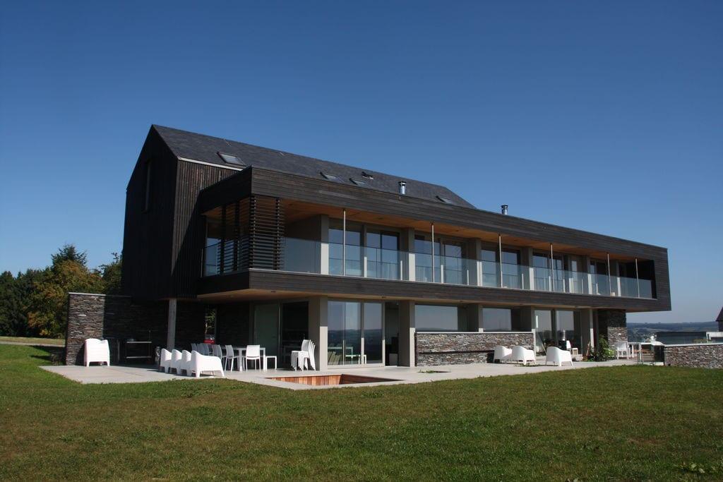 Gezellig vakantiehuis in Nisrâmont, België met sauna - Boerderijvakanties.nl