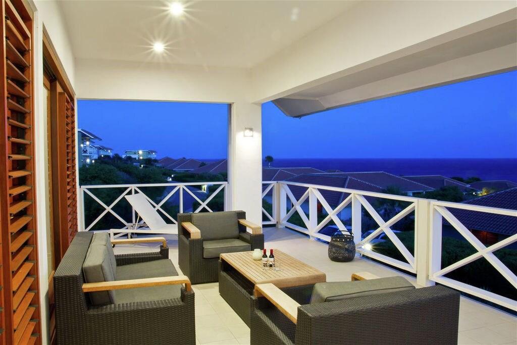 Vakantiewoningen  Curacao te huur Jan-Thiel- CW-00090-01 met zwembad nabij Strand met wifi te huur