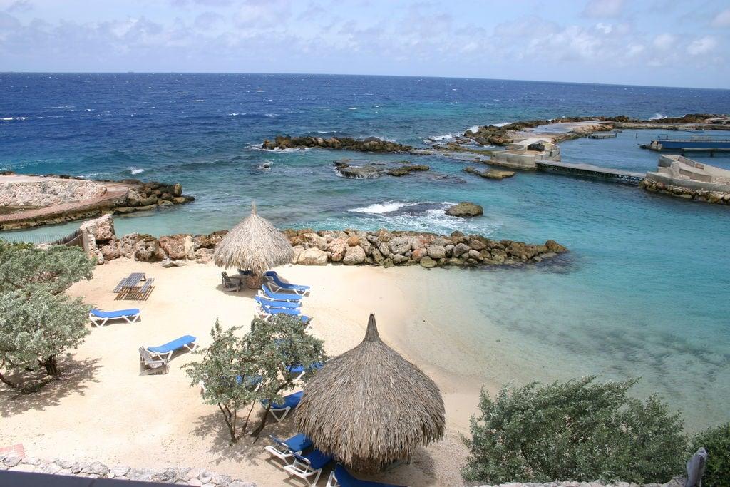 Vakantiewoningen  Curacao te huur Mambo-Beach---Seaquarium- CW-00094-01 met zwembad nabij Strand met wifi te huur