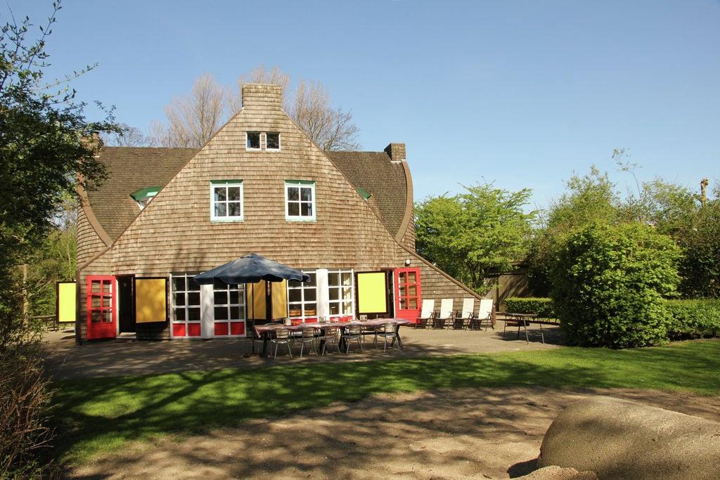 Luxueus vakantiehuis in Ouddorp vlak bij het strand - Boerderijvakanties.nl