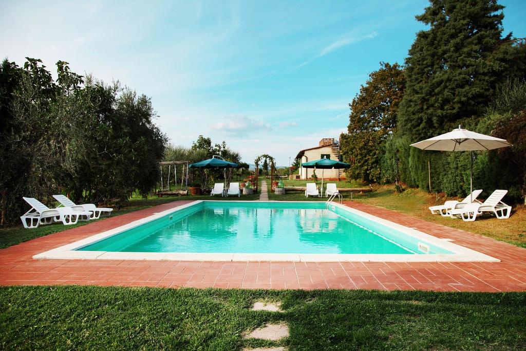 Vakantiewoning Italië, Toscana, Guistrigona-Siena vakantiewoning IT-53019-11