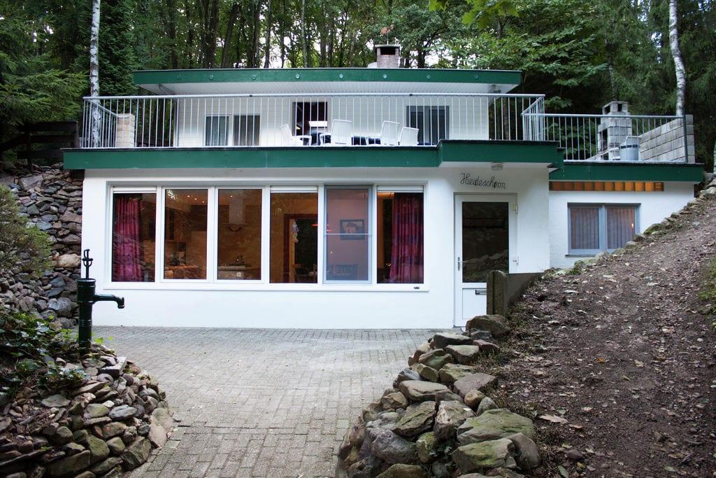 Gezellige vakantiewoning in de bossen, zeer geschikt voor groepen - Boerderijvakanties.nl