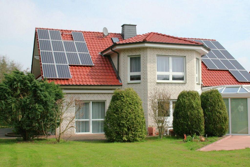 Modern appartement in Merlsheim met een tuin - Boerderijvakanties.nl