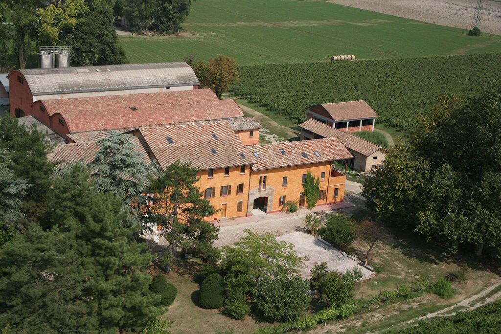 Vakantiewoning  huren Emilia-Romagna - Boerderij IT-42122-04   met wifi