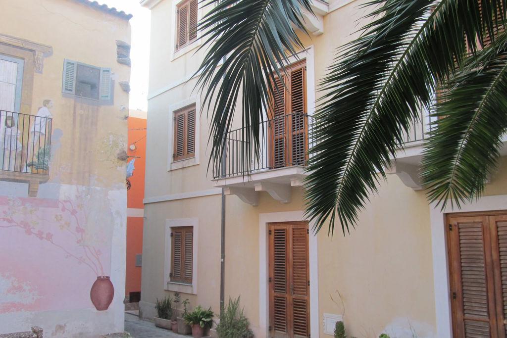 Appartementen Sicilia te huur Lipari- IT-98055-06    te huur