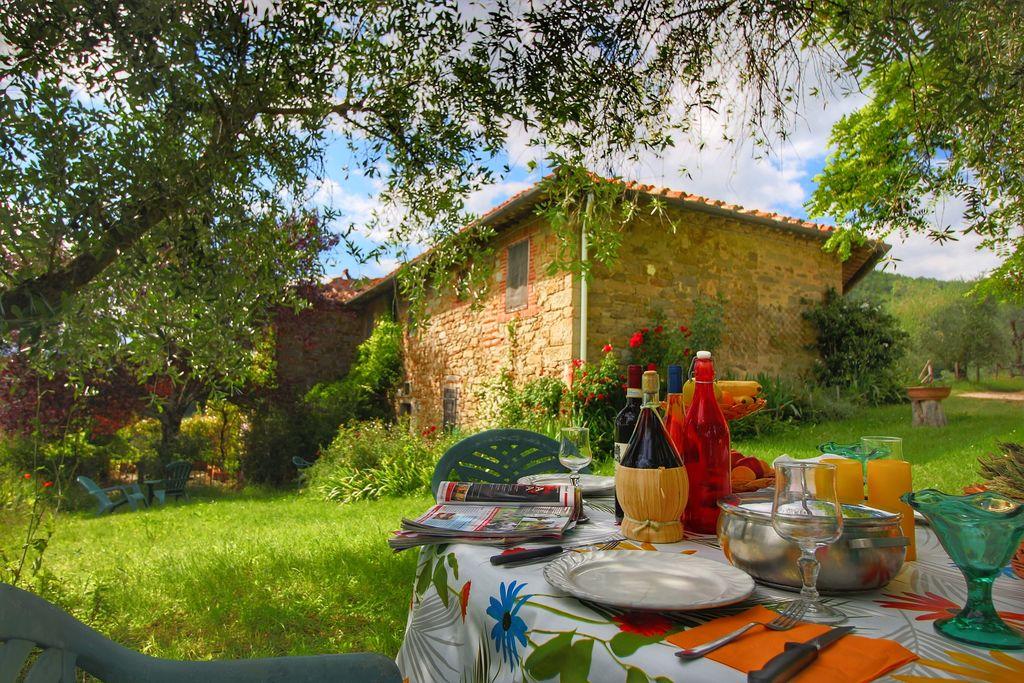 Boerderij huren in  Italie - met zwembad nabij Strand met wifi met zwembad voor 4 personen  U verblijft in een zogenoemde casa..
