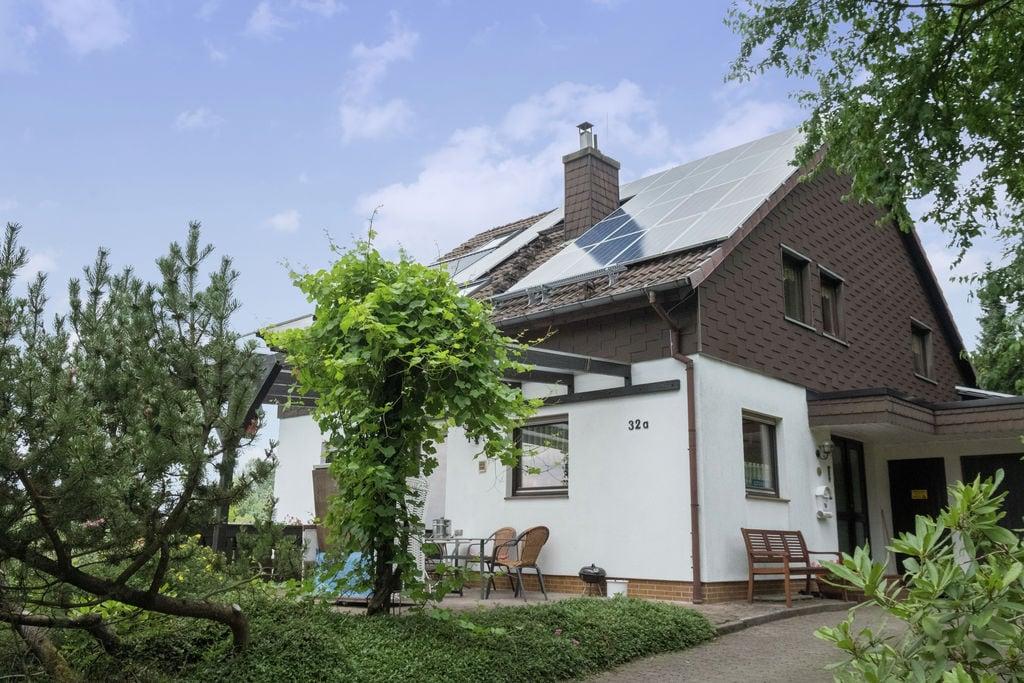Comfortabel appartement in het Harzgebergte aan de bosrand - Boerderijvakanties.nl