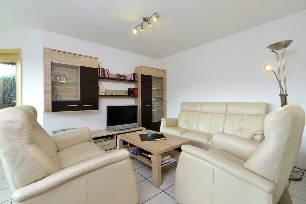 Modern appartement in Diemelsee met privéterras - Boerderijvakanties.nl