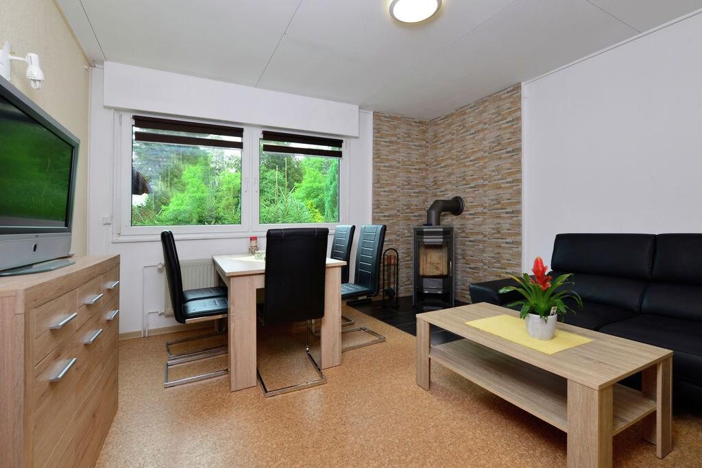 Smaakvol ingericht appartement met uitzicht op de Diemelsee - Boerderijvakanties.nl