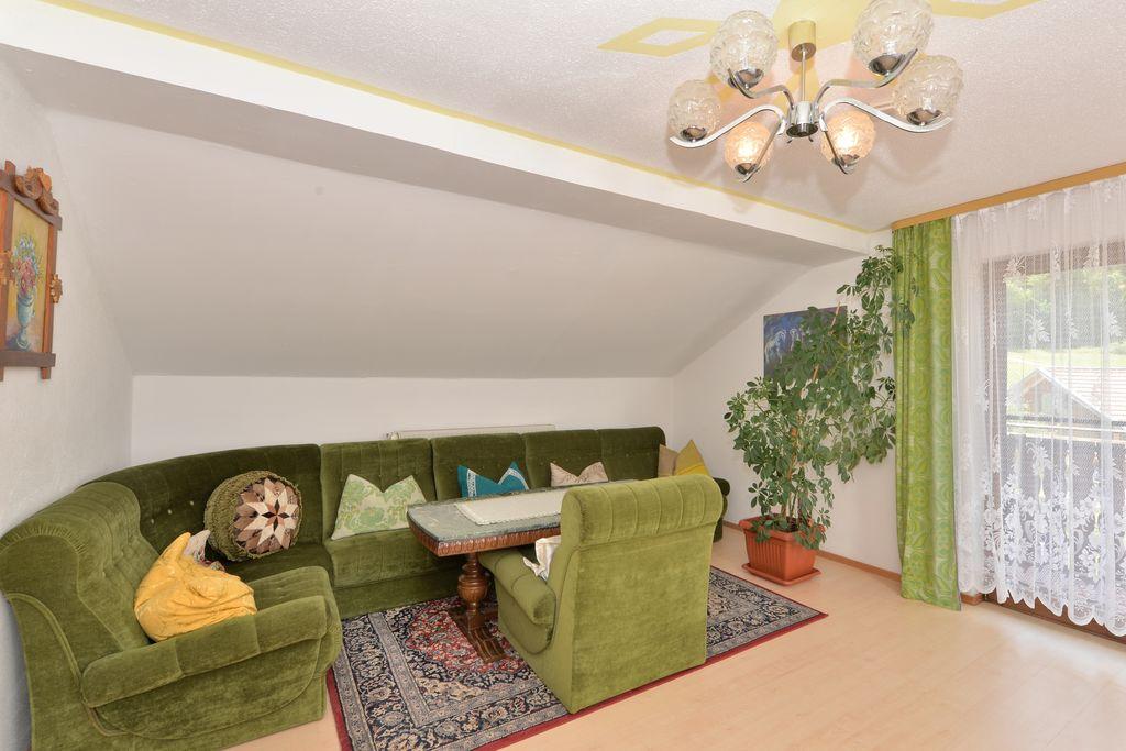 Appartement met balkon in het natuurpark Oberer Bayerischer Wald - Boerderijvakanties.nl