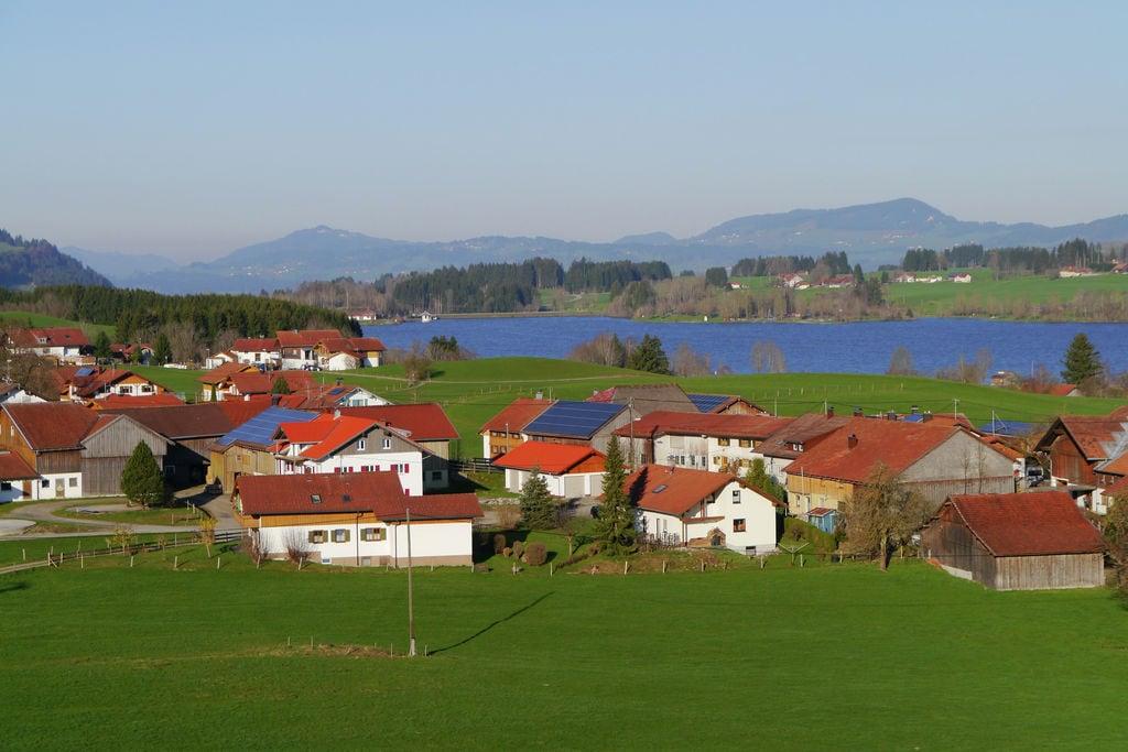 Appartement huren in Allgau -   met wifi  voor 3 personen  Petersthal am Rottachsee ligt 30km..