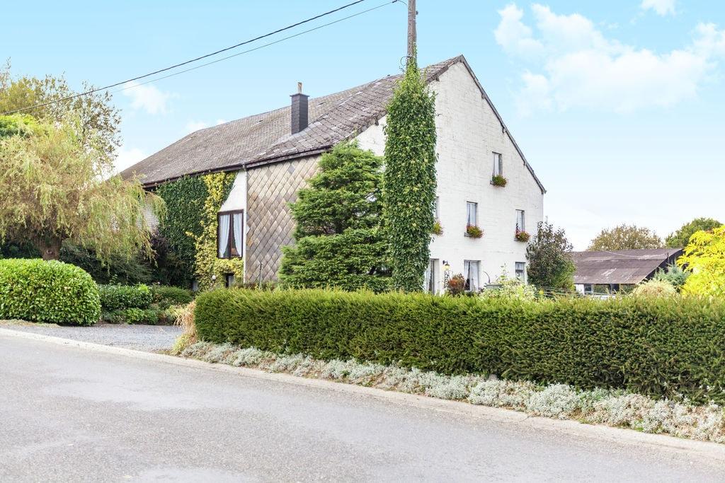 Comfortabel vakantiehuis in de Ardennen met een open haard - Boerderijvakanties.nl