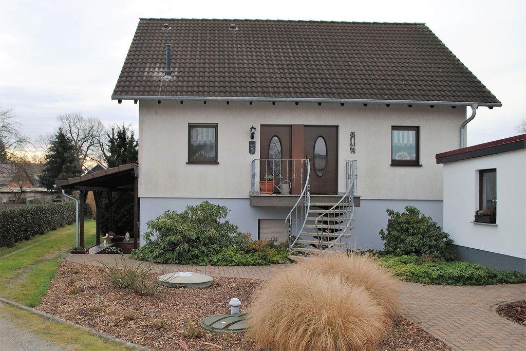 Modern appartement in Spreewald op een idyllische locatie - Boerderijvakanties.nl