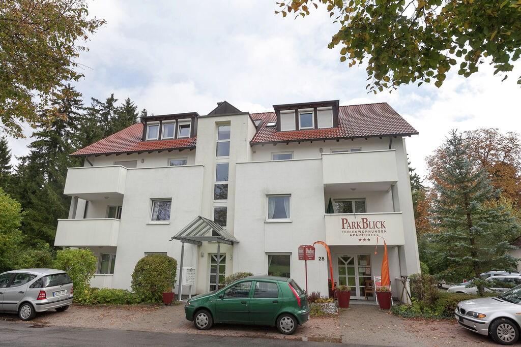 Gezellig appartement in Bad Dürrheim met tuin en terras - Boerderijvakanties.nl