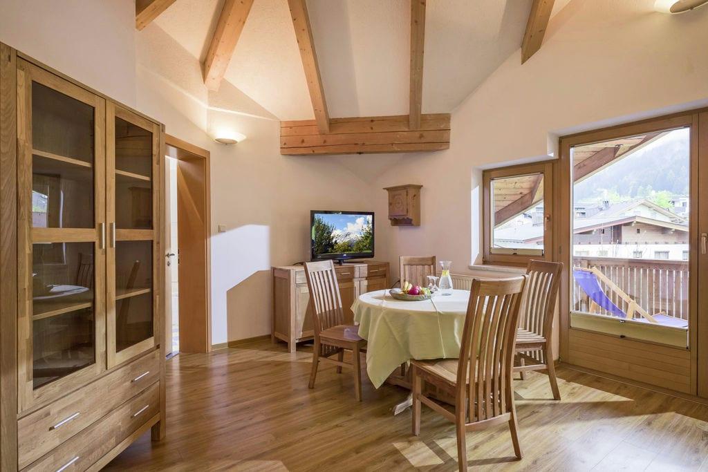 Ruim appartement in Kaltenbach met skischoenverwarmers - Boerderijvakanties.nl