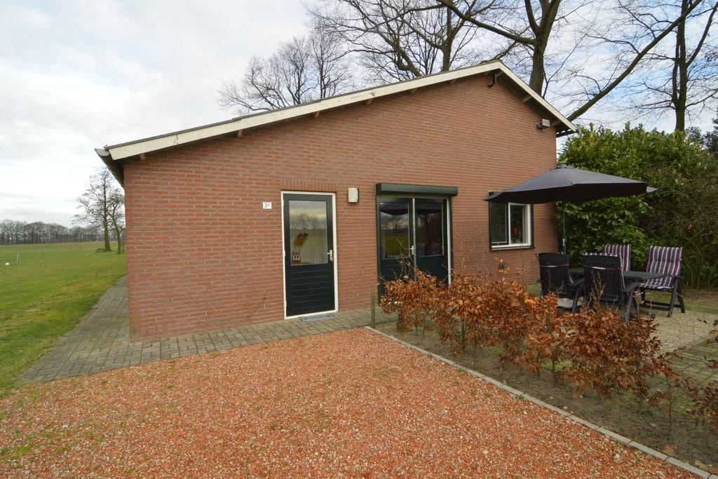 Modern vakantiehuis in Aalten op een boerderij - Boerderijvakanties.nl
