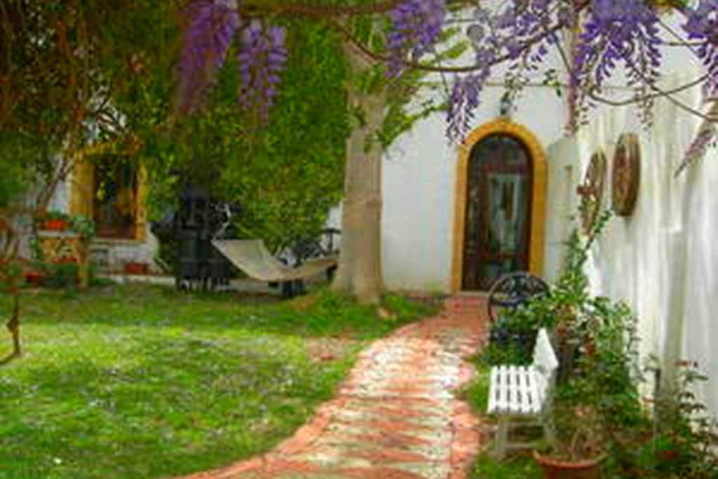 Mazara-del-Vallo- Appartement met zwembad  met wifi te huur