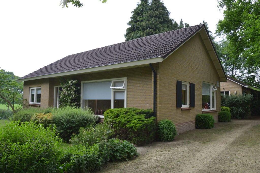 Achterhoeks vakantiehuis met landelijke ligging en kans op wild spotten vanuit de tuin - Boerderijvakanties.nl