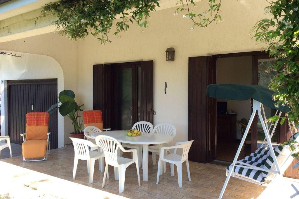 Travesio- Villa   met wifi te huur