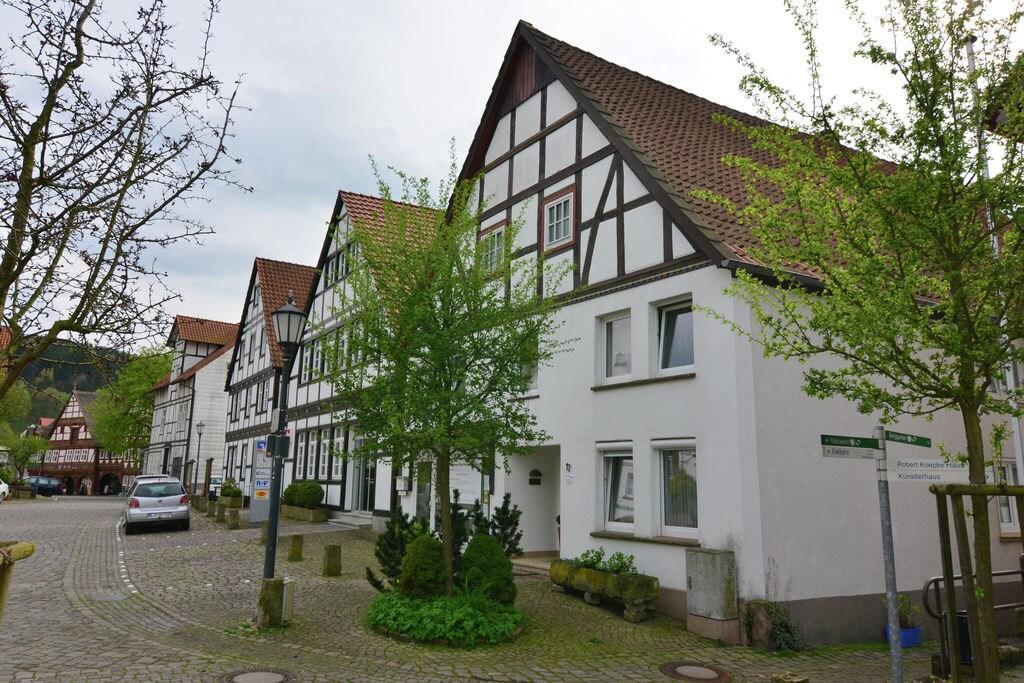 Schieder-Schwalenberg- Appartement   met wifi te huur
