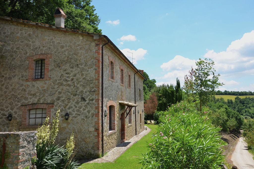 Mooie villa in Lazio met een privézwembad - Boerderijvakanties.nl